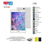 GREAT WALL® L782 8 Inch WiFi/3G/Bluetooth/2G Android 4.4 Tablet (Quad Core 1024*768 1GB + 8GB GPS/Phone/G Sensor)