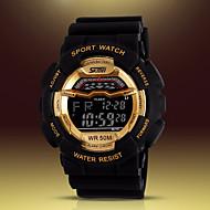 SKMEI herenhorloge sport multi-functionele regel / kalender / chronograaf / alarm