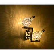 Seinälampetit LED/Lamppu sisältyy hintaan Moderni Metalli