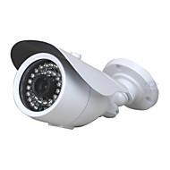 """1/3 """"visão CMOS 1000tvl bala câmera infravermelha impermeável noite icr outdoor 36 LED IR câmera câmera de segurança CCTV"""