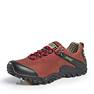 Hiking Women's Shoes Tulle Blue/Red/Gray/Khaki