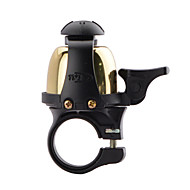 WEST BIKING® Bicycle Bell Hand Bell Bicycle Horn Mini Thumb Pure Copper Bell Durable Cycling Accessories