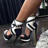 Ženske cipele - Sandale - Ured i karijera / Formalne prilike / Ležerne prilike / Zabava i večer - Umjetna koža - Stiletto potpetica -