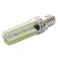 Dimmable E12 10W 152x3014SMD 1000LM 2800-3200K/6000-6500K Warm White/Cool White Light LED Corn Bulb (AC110V/AC220V)