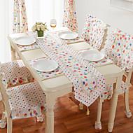 meer high-grade weefsel dubbele tafel vlag zeven kleuren violet