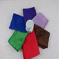 4Pcs Microfiber Towel Random Color(25*25cm)