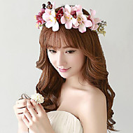Elegant Floral Bloom Bridal/Beach Honeymoom/Party Head Flowers/Headpieces/Garland