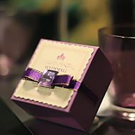 Geschenk Schachteln ( Lila/Rot/Blau , Kartonpapier ) - Nicht personalisiert -Hochzeit/Jubliläum/Brautparty/Babyparty/Quinceañera & Der