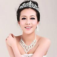 נשים אקרילי כיסוי ראש-חתונה / אירוע מיוחד נזרים חלק 1