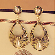 """""""New Arrival Hot Selling High Quality Retro Water Drop Pearl Earrings"""""""