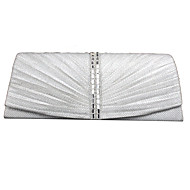 Satijn/Zijde - Evening Handbags/Clutches/Cross-Body Tassen/Mini-Bags/Portemonnees & Accessoires ( Zwart/Gray/Wit , Crystal/ Rhinestone