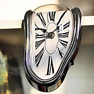 kølig nyhed tidsmåler art warp krom smeltning kvarts uregelmæssig søde ur