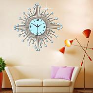 la mode moderne en fer horloge murale