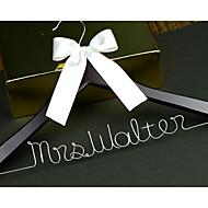 Bruiloft/Gefeliciteerd/Bedankt - Haar/Bruid/Bruidsmeisje/Bloemenmeisje/Echtpaar - Creatief geschenk - Koffiebruin