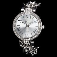 Ladies'/Women's Fashion Sparkle Alloy Quartz Bracelet Watch Cool Wrist Watches Unique Watches