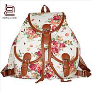 handcee® forró értékesítési nő vászon nagy hátizsák