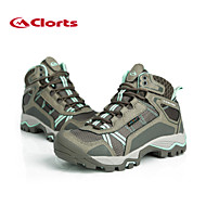 Clorts 2015 Latest Womens Shoes Hiking Shoes Uneebtex Waterproof Outdoor Boots for Mountain Climbing 3B012B