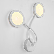 Wall Sconces LED Modern/Contemporary 14W LED Wall Light Two Heads