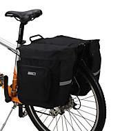 ROSWHEEL® Kerékpáros táska 30LLTúratáska csomagtartóra/Kétoldalas túratáska Porbiztos Kerékpáros táska Nejlon Kerékpáros táska
