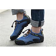 남성의 - 러닝/사이클링/하이킹/레저 스포츠/백컨츄리 - 클로즈 토에/운동화/레이스 업/캐쥬얼 신발