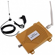 nieuwe gsm WCDMA 900 / 2100MHz dual-band mobiele telefoon signaal booster repeater antenne kit