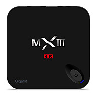 novo Android 4.4 caixa de tv mx3 Amlogic S812 quad core 1 gb / 8gb wi-fi HDMI 4k xbmc smart tv media player