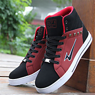 Running Shoes Skateboarding Men's Shoes  Black/Red/White