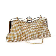 Luxury Ladies Crystal Rhinestone Evening bags Clutch Handbag Party Wedding Bridal Bags