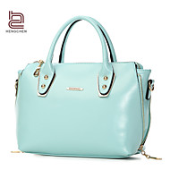 Handcee® Most Popular Woman PU Simple Style Shoulder Bag