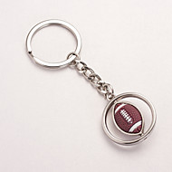 Ej personlig - Nyckelband ( Silver