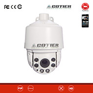 "Cotier®PTZ Dome Camera 960P /PTZ /1/2.8"" CMOS/10×Auto Zoom/ONVIF/Speed IP Camera DM/G31"