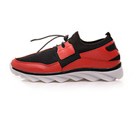 Running Men's Shoes Tulle Black/Red/White/Orange