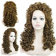 In Europe And The United States Fashion Style Ladies Hair Curly Hair Wig 12#