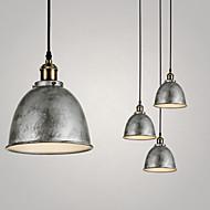 1 Lights/Pendant Lamps/Antique/Vintage Style/Industry Style/Iron MetalsDrop Light