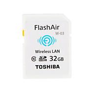 original Toshiba 32GB Class10 FlashAir wifi SDHC-Speicherkarte WLAN-