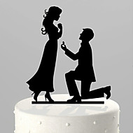 Marry Me Wedding Cake Topper