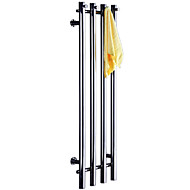 HZ®Bathroom Shelves / Towel Warmer , Contemporary Mirror Polished Wall Mounted HZ-932