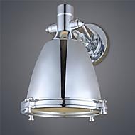 Chandeliers muraux / Lampe de lecture murales Style mini Moderne/Contemporain Métal