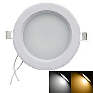 JIAWEN® 9W 45-2835 SMD 700-900LM Warm White /White 3000-3200K/6000-6500K LED Downlight (AC 85-265V)