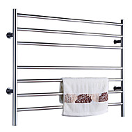 HZ®Bathroom Shelves / Towel Warmer , Contemporary Mirror Polished Wall Mounted HZ-920A