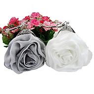 Для женщин - Для праздника / вечеринки / Для свадьбы - Сумка-шоппер / Вечерняя сумочка ( Сатин / атлас ) Без молнии
