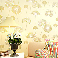 Contemporary Wallpaper Art Deco 3D Warm And Romantic Wallpaper Wall Covering Non-woven Fabric Wall Art