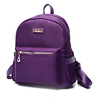 VUITTON ® Women Nylon Bucket Backpack / School Bag / Travel Bag - Purple / Blue / Red / Black / Burgundy