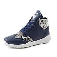 Men's Shoes Casual Boots Black / Blue / White