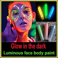 pintura de la cara ofen®halloween hipoalergénico, no tóxico, y fácil de quitar.