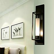 Wall Lights/ Wall Sconces Rustic/Lodge Metal/ Dinning Room/ Bedroom/ Reading Room/ Metal+Glass