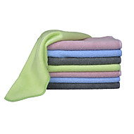 Sinland Car Wash Microfiber Towel Auto Detailing Cleaning Cloths 320gsm Pack of 8 4 Colors