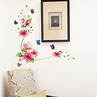 정물화 벽 스티커 플레인 월스티커 , PVC 70x25x1