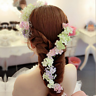 Women's Lace Headpiece - Wedding/Special Occasion Flowers 1 Piece (More Colors)