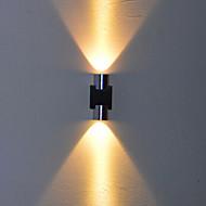 LED / 電球は含まれています フラッシュマウントウォールライト,現代風 メタル